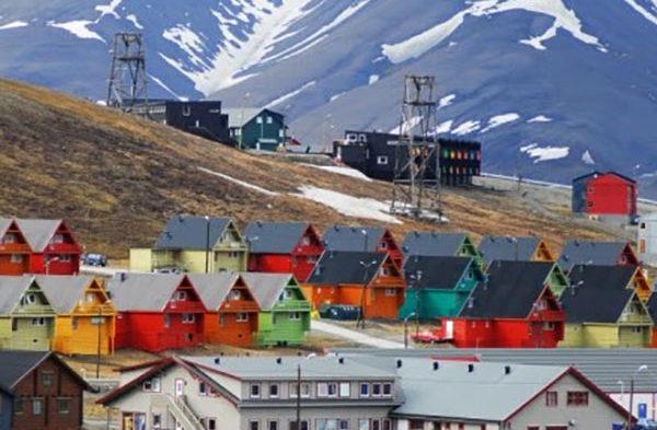 longyearbyennorwegia